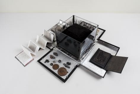 The Black Cube, 2012