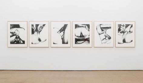 Andy Warhol, Sex Parts (1978)