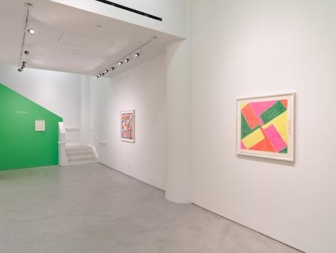 Vera Neumann:Vera Paints a Rainbow, Installation View, Alexander Gray Associates, 2015
