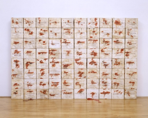 Leftovers (1970), Mixed Media