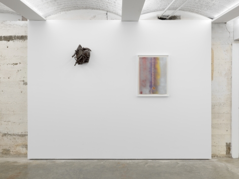 South South, Installation view