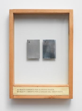 A) Objeto Cubierto Por Su Propia Imagen.
