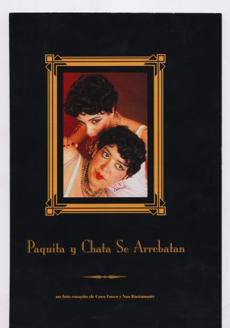 Paquita and Chata (1996)
