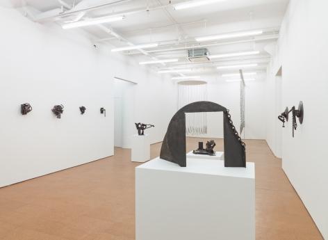 Melvin Edwards,Installation view, Alexander Gray Associates, 2012