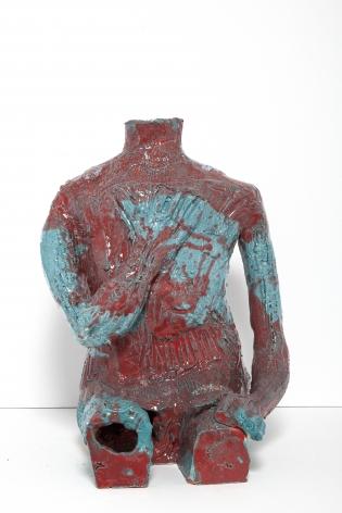 William J. O'Brien, Untitled, 2015, Ceramic