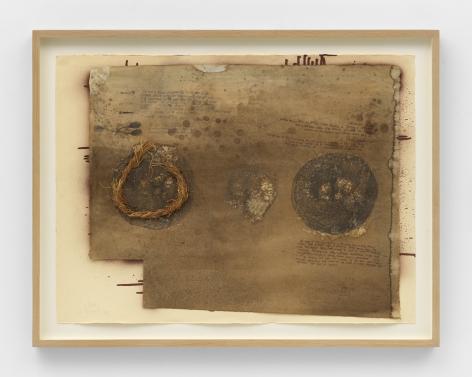 Ricardo Brey Nest, 2003