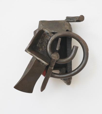 Weapon of Freedom, 1986, Welded steel