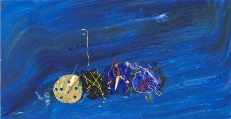 Byzantine Quartet (For Stephen Antonakos) (2013)