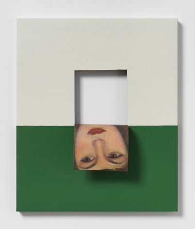 Valeska Soares Doubleface (Buff Titanium White/Sap Green), 2019