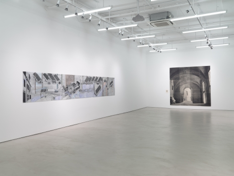 Passage, Installation View, Alexander Gray Associates, 2015