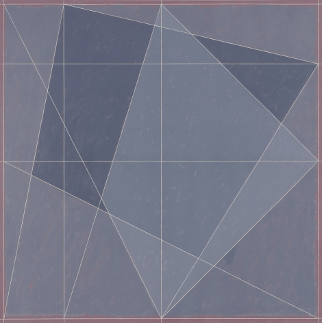 Alternative IX (OC-Q1-78 #5), 1978, Oil on canvas