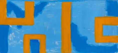 Untitled, n.d. Acrylic on linen