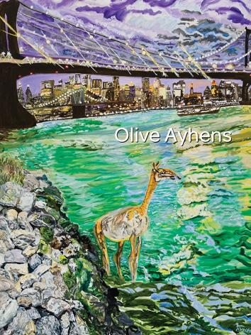 Olive Ayhens