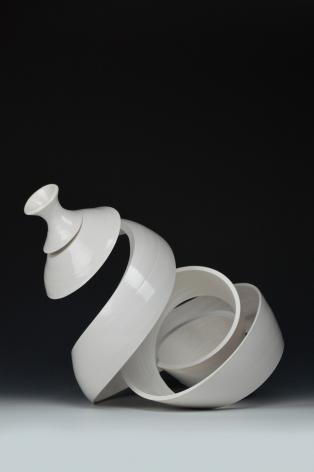 ceramic sculptures by Michael Boroniec