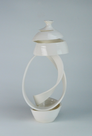Ceramic work by Michael Boroniec