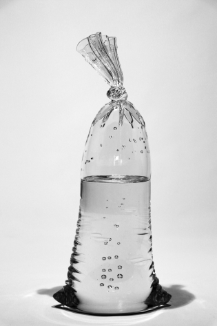glass sculpture by Dylan Martinez