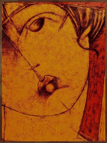 Untitled, 2006, Acrylic on canvas