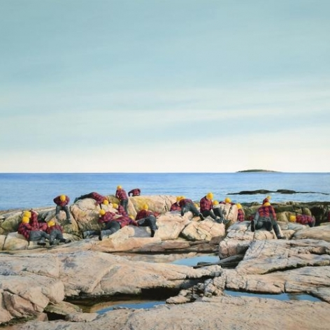 """""""New England Now: People"""" at the Shelburne Museum"""
