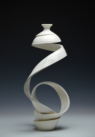 Ceramic work by Michael Boroniec