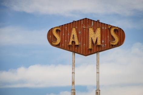 SAM'S, 2020, Archival pigment print