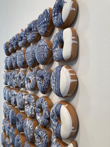 Jae Yong Kim Lyons Wier Gallery Fire & Water