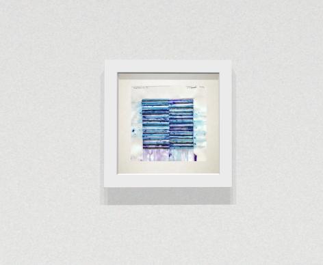 "Mark Zimmermann ""Meditations"" installation view"