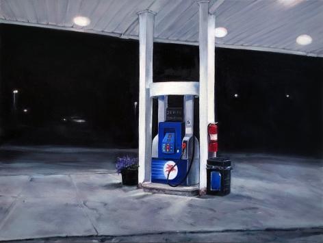 After Robert Olsen, 2019, Oil on canvas