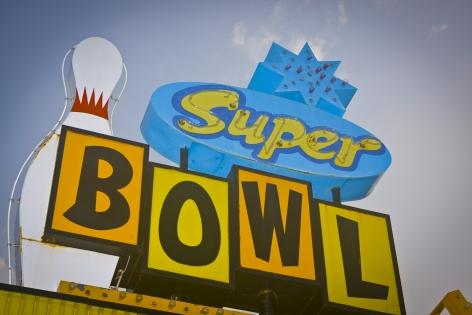 Super Bowl, 2020, Archival pigment print