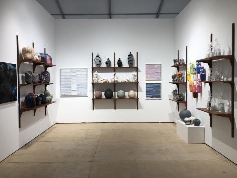 Kasper Contemporary booth installation @ Market Art & Design Hamptons