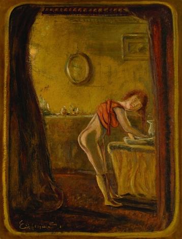 , LOUIS EILSHEMIUS (1864-1941)