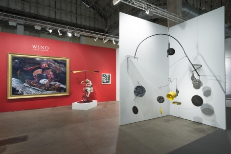 , Expo Chicago 2014 Installation view