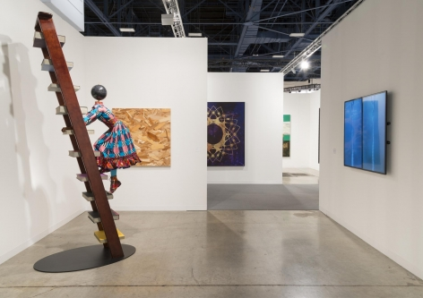 , Art Basel Miami Beach 2014 Installation view