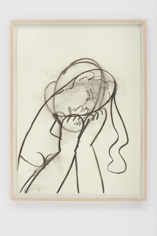 GRACE WEAVER Crying Tears III (Against a Contrary Wind), 2020