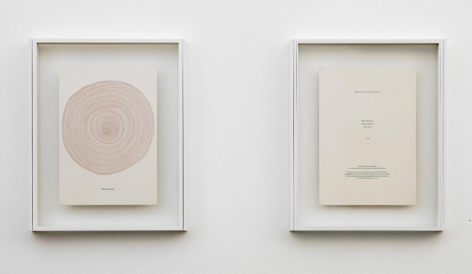 , Katie Paterson, Future Library (certificate), 2014