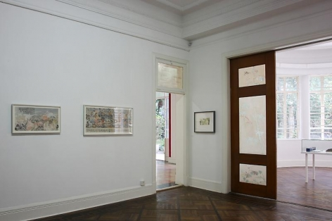 Installation view 展览现场