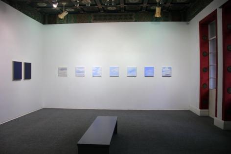 Spencer Finch & Byron Kim | 斯宾塞芬奇与金允宁作品展