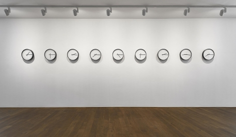 , Timepieces (Solar System), 2014