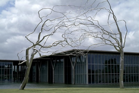 ROXY PAINE Conjoined, 2007
