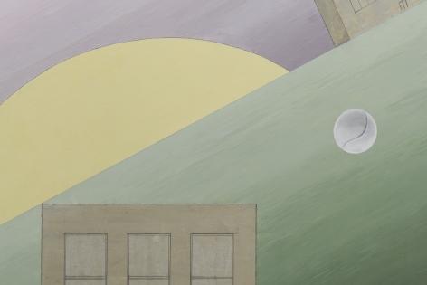 MERNET LARSEN Dawn (after El Lissitzky), 2012
