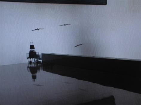 HIRAKI SAWA: Going Places Sitting Down