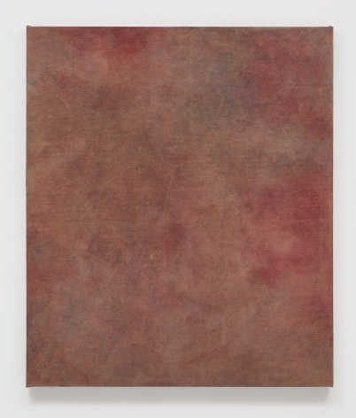 , BYRON KIMDistant Ancient, 2016  Dyed linen54 x 46 in.