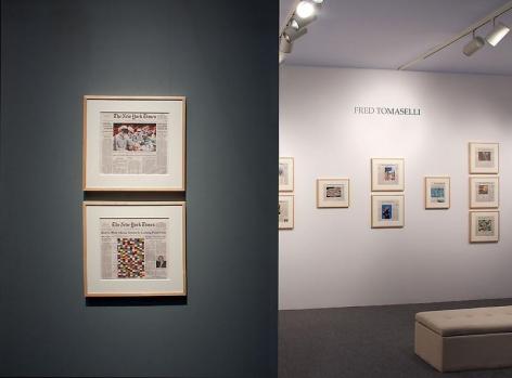 Installation view ADAA: The Art Show