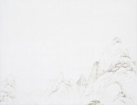 Mountain – Spring Equinox 山 – 春分, 2012