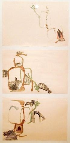 TESSA CHASTEEN Untitled, 1996-2001