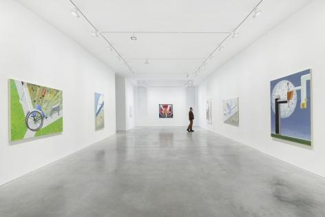 Installation view, Mernet Larsen, 48 Walker St, December 1, 2020 - January 23, 2021