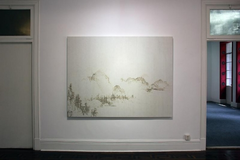 JUN JUN HU: Beyond the Mountain