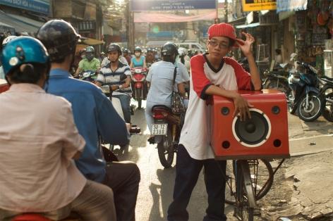 TUAN ANDREW NGUYEN, Hip-Hop History Sampling Hip-Hop History: The Red Remix