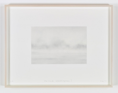 , Fog (Lake Wononscopomuc)