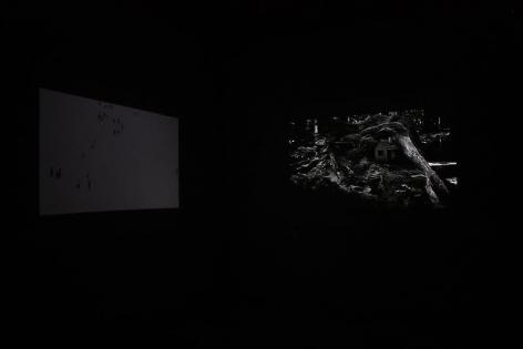 HIRAKI SAWA, Out of the Blue 出乎意料, Installation view, James Cohan Gallery, Shanghai, 2010