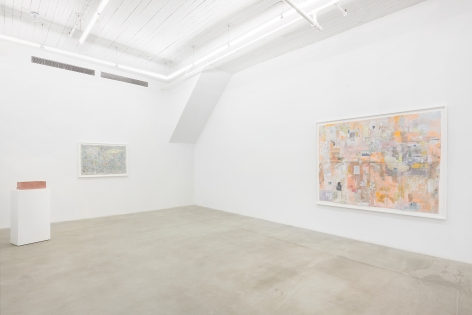 Passing through the gates of irresponsibility, installation view at James Cohan, 291 Grand St, March 1 - April 14, 2019